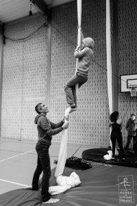 École du cirque volant