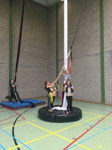atelier cirque et créativité/Éc.Ci.Vol