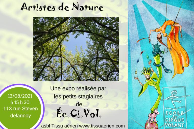 Expo Artistes de Nature
